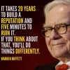 WARREN BUFFET TELLS YOU: REPUTATION IS EVERYTHING! thumbnail